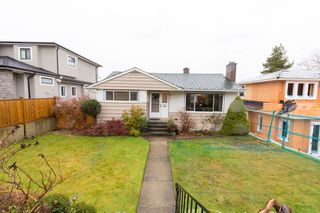 Main Photo: 6413 BURNS Street in Burnaby: Upper Deer Lake House for sale (Burnaby South)  : MLS®# R2223780