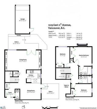 Photo 20: 1229 E 11TH Avenue in Vancouver: Mount Pleasant VE House 1/2 Duplex for sale (Vancouver East)  : MLS®# R2232095
