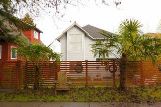 Photo 1: 1229 E 11TH Avenue in Vancouver: Mount Pleasant VE House 1/2 Duplex for sale (Vancouver East)  : MLS®# R2232095