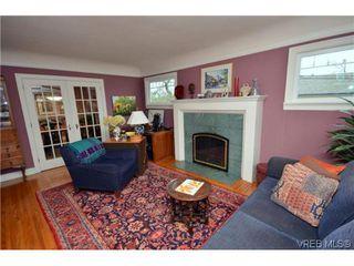 Photo 2: 2710 Mt. Stephen Avenue in VICTORIA: Vi Fernwood Residential for sale (Victoria)  : MLS®# 317119