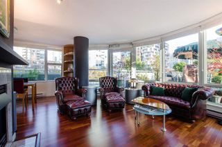 """Photo 8: 708 1500 HORNBY Street in Vancouver: Yaletown Condo for sale in """"888 BEACH"""" (Vancouver West)  : MLS®# R2245639"""