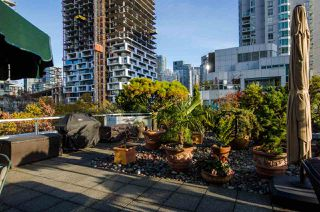 """Photo 16: 708 1500 HORNBY Street in Vancouver: Yaletown Condo for sale in """"888 BEACH"""" (Vancouver West)  : MLS®# R2245639"""