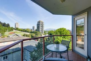 "Photo 14: 604 38 LEOPOLD Place in New Westminster: Downtown NW Condo for sale in ""EAGLE CREST"" : MLS®# R2267883"