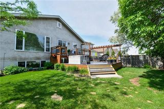 Photo 19: 919 John Bruce Road in Winnipeg: Royalwood Residential for sale (2J)  : MLS®# 1816498