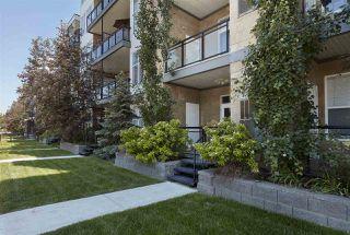 Main Photo: 104 10531 117 Street in Edmonton: Zone 08 Condo for sale : MLS®# E4117753