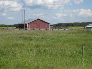 Main Photo: Hwy 777 North of Twp Rd 555: Rural Lac Ste. Anne County Rural Land/Vacant Lot for sale : MLS®# E4120872