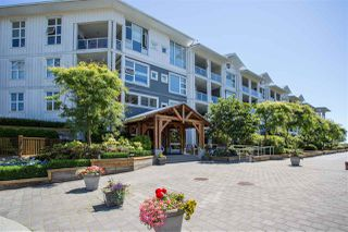 "Photo 1: 117 4600 WESTWATER Drive in Richmond: Steveston South Condo for sale in ""COPPER SKY EAST"" : MLS®# R2289065"