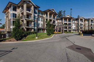 "Main Photo: 304 45761 STEVENSON Road in Sardis: Sardis East Vedder Rd Condo for sale in ""Parkridge"" : MLS®# R2292064"