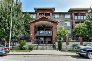 "Photo 1: 304 5516 198 Street in Langley: Langley City Condo for sale in ""MADISON VILLAS"" : MLS®# R2297958"