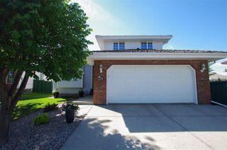 Main Photo: 81 BLACKBURN Drive W in Edmonton: Zone 55 House for sale : MLS®# E4131898