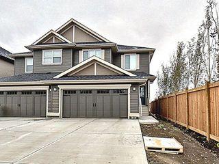 Main Photo: 14 Ambleside Way: Sherwood Park House Half Duplex for sale : MLS®# E4133105