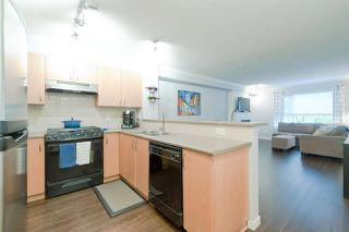 """Photo 2: 211 4783 DAWSON Street in Burnaby: Brentwood Park Condo for sale in """"Collage"""" (Burnaby North)  : MLS®# R2319878"""