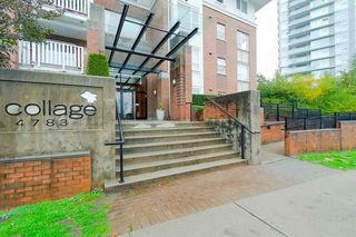 """Main Photo: 211 4783 DAWSON Street in Burnaby: Brentwood Park Condo for sale in """"Collage"""" (Burnaby North)  : MLS®# R2319878"""