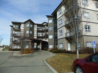 Main Photo: 302 8702 Southfort Drive: Fort Saskatchewan Condo for sale : MLS®# E4134613