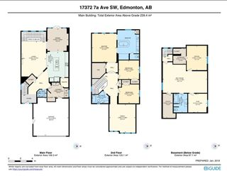 Photo 30: 17372 7A Avenue in Edmonton: Zone 56 House for sale : MLS®# E4145430