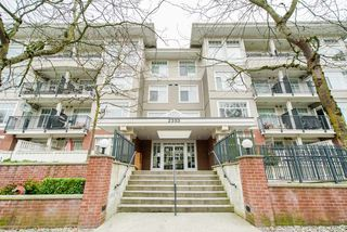 "Main Photo: 107 2353 MARPOLE Avenue in Port Coquitlam: Central Pt Coquitlam Condo for sale in ""THE EDGEWATER"" : MLS®# R2345656"