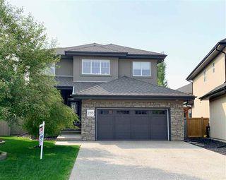 Photo 1: 2213 WARRY Loop in Edmonton: Zone 56 House for sale : MLS®# E4147300