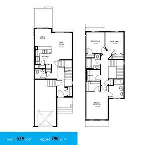 Photo 22: 12816 205 Street in Edmonton: Zone 59 House Half Duplex for sale : MLS®# E4147391