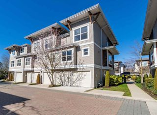 Photo 1: 38 7111 LYNNWOOD Drive in Richmond: Granville Townhouse for sale : MLS®# R2352304