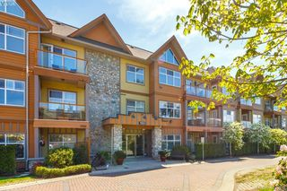 Main Photo: 302 1959 Polo Park Crescent in NEW WESTMINSTER: CS Saanichton Condo Apartment for sale (Central Saanich)  : MLS®# 407296