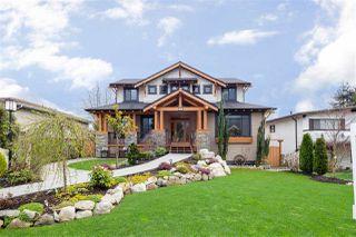 """Photo 1: 5332 SPRUCE Street in Burnaby: Deer Lake Place House for sale in """"DEER LAKE"""" (Burnaby South)  : MLS®# R2353203"""