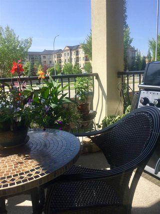 Photo 20: 212 1406 HODGSON Way in Edmonton: Zone 14 Condo for sale : MLS®# E4151799