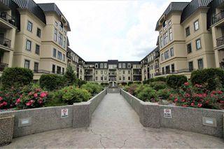 Photo 1: 212 1406 HODGSON Way in Edmonton: Zone 14 Condo for sale : MLS®# E4151799