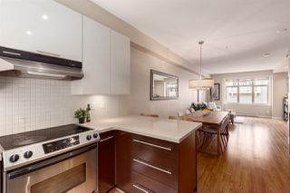 """Photo 8: 3710 WELWYN Street in Vancouver: Victoria VE Townhouse for sale in """"Stories"""" (Vancouver East)  : MLS®# R2366729"""