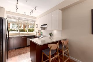 """Photo 7: 3710 WELWYN Street in Vancouver: Victoria VE Townhouse for sale in """"Stories"""" (Vancouver East)  : MLS®# R2366729"""