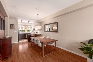 """Photo 5: 3710 WELWYN Street in Vancouver: Victoria VE Townhouse for sale in """"Stories"""" (Vancouver East)  : MLS®# R2366729"""