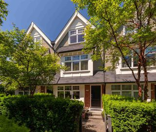 "Main Photo: 3710 WELWYN Street in Vancouver: Victoria VE Townhouse for sale in ""Stories"" (Vancouver East)  : MLS®# R2366729"