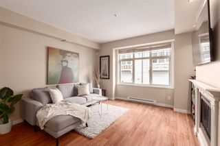 """Photo 3: 3710 WELWYN Street in Vancouver: Victoria VE Townhouse for sale in """"Stories"""" (Vancouver East)  : MLS®# R2366729"""