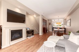 """Photo 4: 3710 WELWYN Street in Vancouver: Victoria VE Townhouse for sale in """"Stories"""" (Vancouver East)  : MLS®# R2366729"""