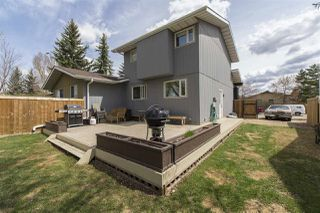 Photo 25: 3708 Hillview Crescent in Edmonton: Zone 29 House Half Duplex for sale : MLS®# E4156155