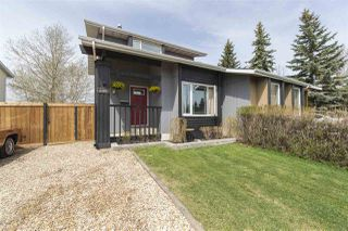 Photo 1: 3708 Hillview Crescent in Edmonton: Zone 29 House Half Duplex for sale : MLS®# E4156155
