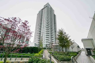 "Photo 1: 2408 570 EMERSON Street in Coquitlam: Coquitlam West Condo for sale in ""UPTOWN 2"" : MLS®# R2373741"