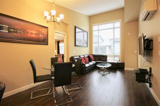 "Photo 1: 403 12655 190A Street in Pitt Meadows: Mid Meadows Condo for sale in ""CEDAR DOWNS"" : MLS®# R2374404"