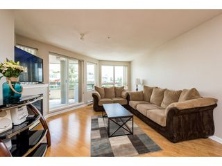 """Photo 6: A328 2099 LOUGHEED Highway in Port Coquitlam: Glenwood PQ Condo for sale in """"SHAUGHNESSY SQUARE"""" : MLS®# R2376539"""