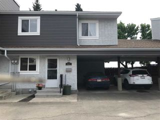 Photo 1: 5608 19A Avenue in Edmonton: Zone 29 Townhouse for sale : MLS®# E4160078