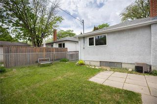 Photo 18: 1216 Mulvey Avenue in Winnipeg: Crescentwood Residential for sale (1Bw)  : MLS®# 1913582