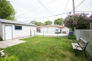 Photo 17: 1216 Mulvey Avenue in Winnipeg: Crescentwood Residential for sale (1Bw)  : MLS®# 1913582