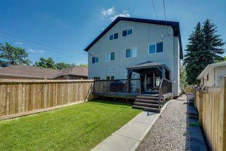 Photo 28: 9310 74 Avenue in Edmonton: Zone 17 House Half Duplex for sale : MLS®# E4163311