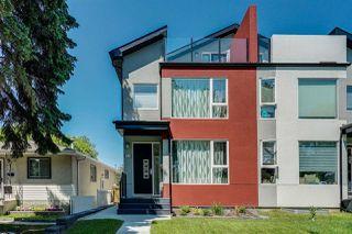 Photo 1: 9310 74 Avenue in Edmonton: Zone 17 House Half Duplex for sale : MLS®# E4163311
