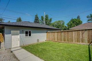 Photo 29: 9310 74 Avenue in Edmonton: Zone 17 House Half Duplex for sale : MLS®# E4163311