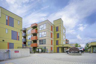 "Photo 1: 101 12075 228 Street in Maple Ridge: East Central Condo for sale in ""RIO"" : MLS®# R2384486"