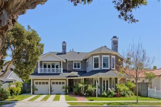 Main Photo: CORONADO VILLAGE House for sale : 5 bedrooms : 987 Cabrillo in Coronado