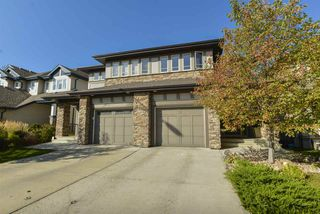 Main Photo: 2140 AUSTIN Link in Edmonton: Zone 56 House Half Duplex for sale : MLS®# E4175577