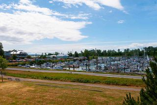 "Photo 1: 323 5700 ANDREWS Road in Richmond: Steveston South Condo for sale in ""RIVER'S REACH"" : MLS®# R2411844"