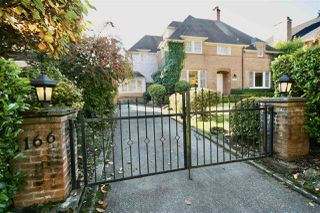 Photo 1: 1166 W 37TH Avenue in Vancouver: Shaughnessy House for sale (Vancouver West)  : MLS®# R2418286