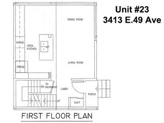 Photo 3: 23 3413 E 49TH Avenue in Vancouver: Killarney VE Townhouse for sale (Vancouver East)  : MLS®# R2422264